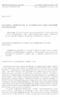 Centrum logistyczne w Katowicach jako składnik strategii PKP