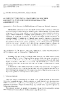 Elementy sterowania i zarządzania ruchem drogowym z wykorzystaniem automatów komórkowych : sprawozdanie z badań statutowych Zakładu Informatyki Transportu, Wydziału Transportu