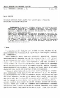 Ustalenie kryterium oceny jakości wody odpływającej z pulsatora uzdatnianej siarczanem żelazawym