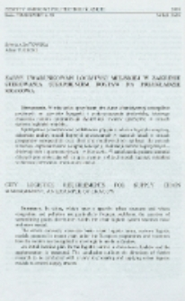 Zarys uwarunkowań logistyki miejskiej w zakresie sterowania strumieniem dostaw na przykładzie Krakowa