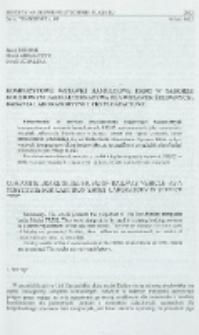 Kompozytowe wstawki hamulcowe FR502 w taborze kolejowym jako alternatywa dla wstawek żeliwnych; badania laboratoryjne i eksploatacyjne