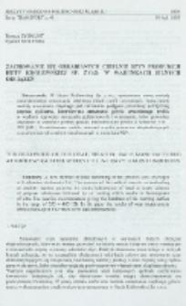 Zachowanie się obrabianych cieplnie szyn produkcji Huty Królewskiej Sp. z o.o. w warunkach silnych obciążeń