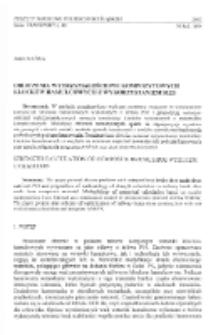 Obliczenia wytrzymałościowe kompozytowych klocków hamulcowych z wykorzystaniem MES
