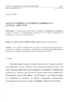 Aplikacje wspomagające proces koordynacji zamknięć torowych
