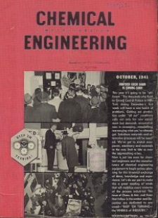 Chemical & Metallurgical Engineering, Vol. 48, No. 10