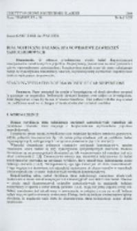 Diagnostyczne badania stanowiskowe zawieszeń samochodowych