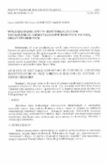 Wykorzystanie STFT w identyfikacji stanu technicznego amortyzatorów badanych metodą drgań swobodnych