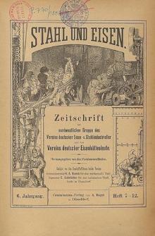 Stahl und Eisen, Jg. 64, Heft 8