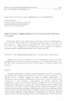 Toksyczność i biodegradacja oleju antracenowego w glebie