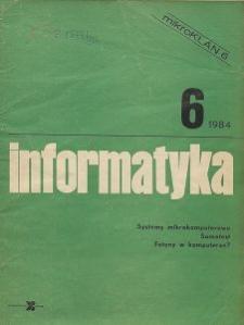 Informatyka Nr 6