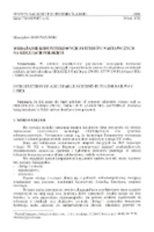 Wdrażanie komputerowych systemów nastawczych na kolejach polskich