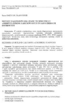 Przystosowanie stanowiska indykatorowego do wyznaczania sił tłumienia kolumny hydropneumatycznej