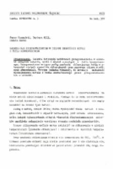 Badania nad przeprowadzeniem w chlorki niektórych metali z żużla konwertorowego