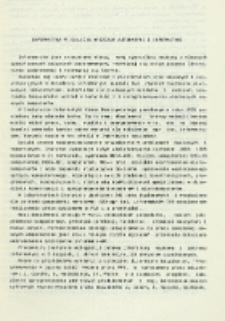 Informatyka w XX-leciu Wydziału Automatyki i Informatyki