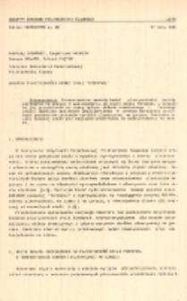 """Badania plastyczności nowej stali """"fermanal"""""""