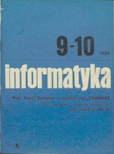 Informatyka Nr 9/10