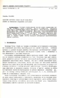 Niektóre kryteria oceny żeliw kokilowych oparte na badaniach zmęczenia cieplnego