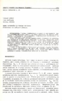 Oceny odporności na pękanie materiału stosowanego na łańcuchy górnicze