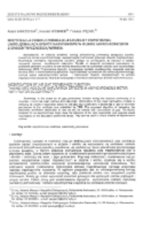 Modyfikacja funkcji permeancji szczeliny powietrznej uwzględniająca efekty nasyceniowe w silniku asynchronicznym z ekscentrycznością wirnika