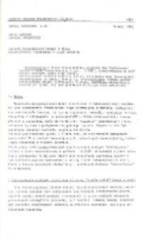 Analiza trafialności tytanu w stali kwasoodpornej wytapianej w piecu łukowym
