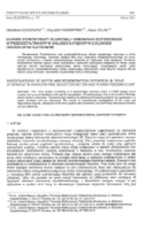 Badanie stanów pracy silnikowej i hamowania odzyskowego w przekształtnikowym układzie napędowym z silnikiem indukcyjnym klatkowym