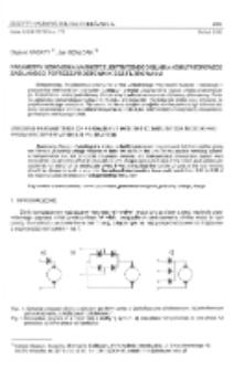 Parametry uzwojenia magnetoelektrycznego silnika komutatorowego zasilanego poprzez prostownik bez filtrowania