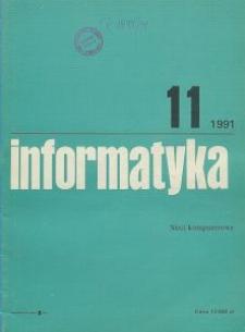 Informatyka Nr 11
