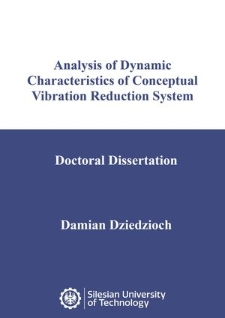 Analysis of dynamic characteristics of conceptual vibration reduction system