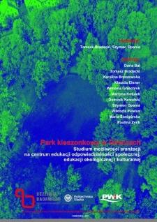 Park kieszonkowy w Gliwicach. Studium możliwości aranżacji na centrum edukacji odpowiedzialności społecznej, edukacji ekologicznej i kulturalnej