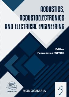 Acoustics, acoustoelectronics and electrical engineering