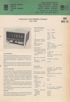 Cyfrowe przyrządy laboratoryjne