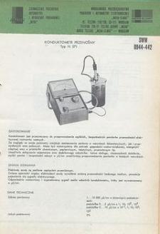Elektrochemiczne przyrządy pomiarowe
