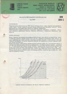 Mierniki i rejestratowy przemysłowe