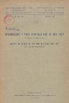 Biuletyn Państwowego Instytutu Geologicznego