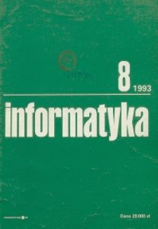 Informatyka Nr 8