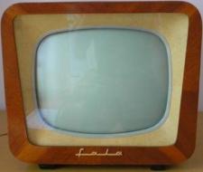 Schemat odbiornika telewizyjnego Szmaragd